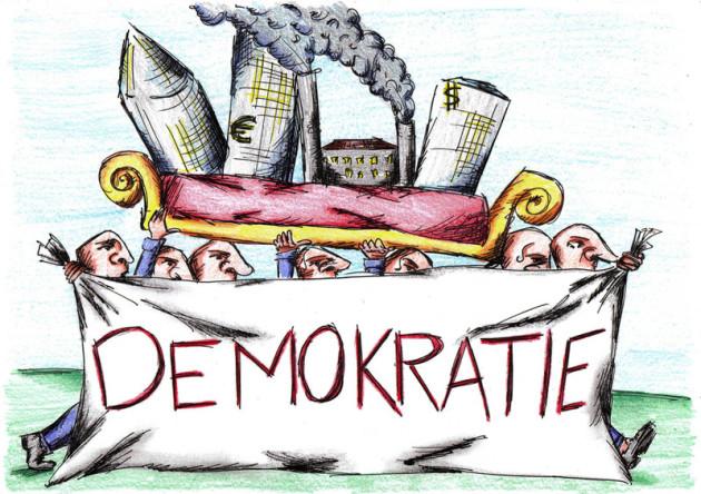 Erste Demokratie