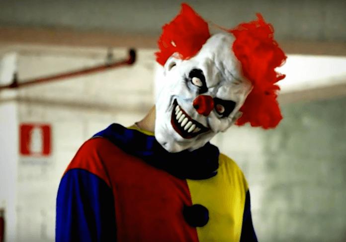 Grusel-Clowns
