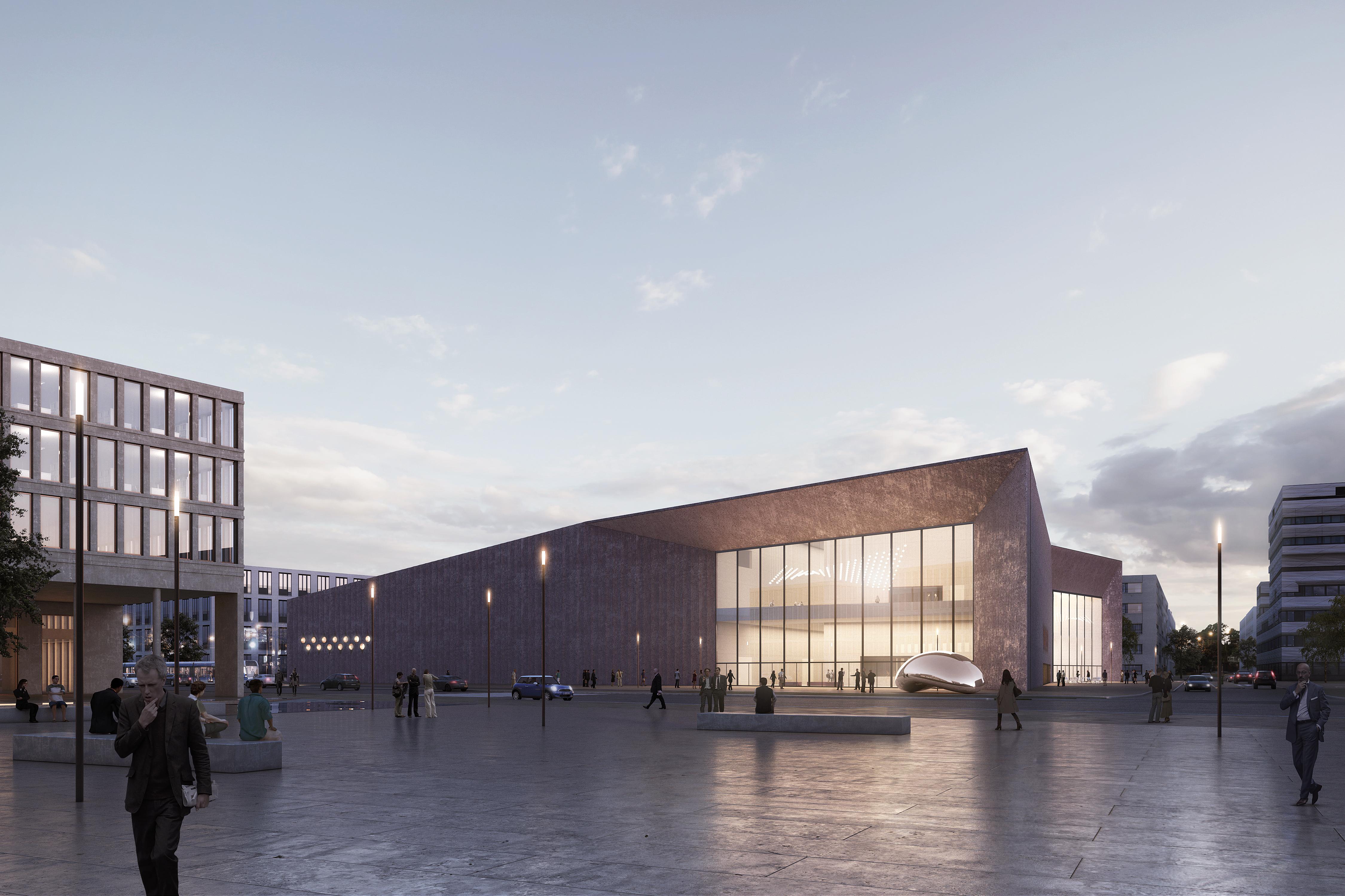 Neue rundschau das b ro degelo architekten aus basel hat - Architekten basel ...