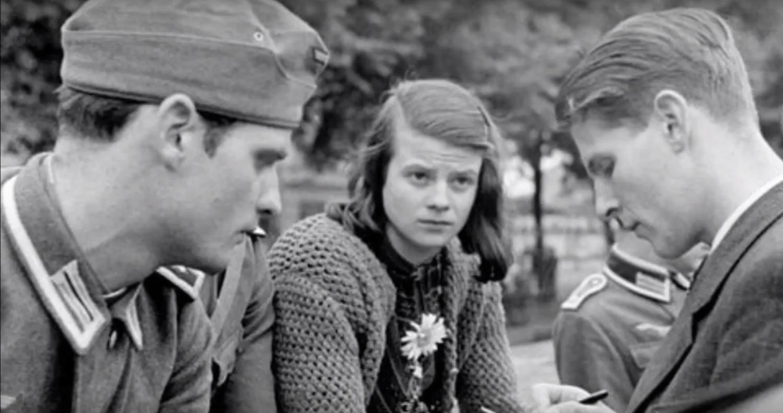 Sophie Scholl Hinrichtung