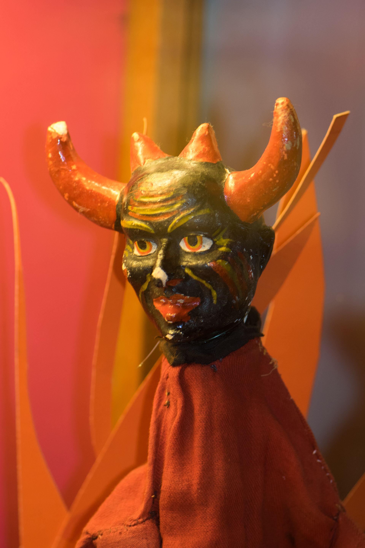 Bild Vom Teufel
